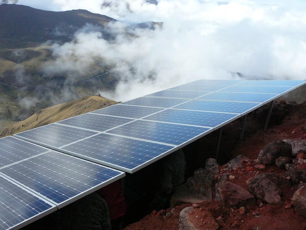 Instalación Ecuador