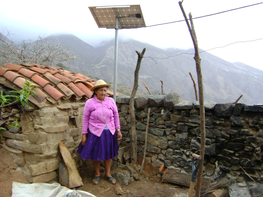 Instalación aislada SIE Bolivia LR