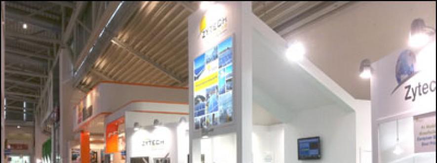 ZYTECH Solar presentó con éxito en Intersolar 2011 sus nuevos módulos High Efficiency