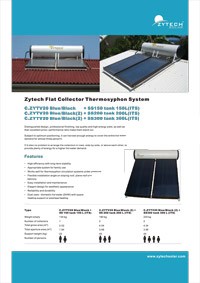 Flat-Collector-Thermosyphon-System-EN