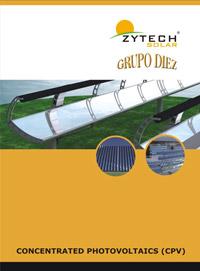 Télécharger la brochure sur le photovoltaïque concentré (EN)