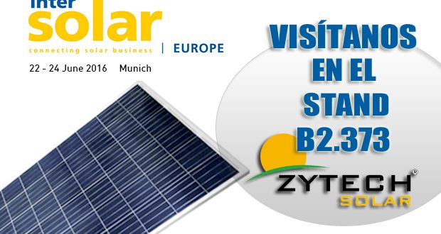 Intersolar 2016