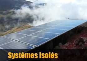 Systèmes Isolés