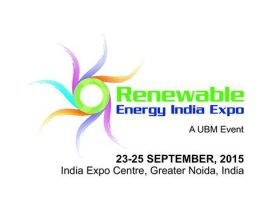"Meet us on 23-25 Sept 15 at 9th Renewable Energy Expo (INDIA): ""Future is Zytech"""