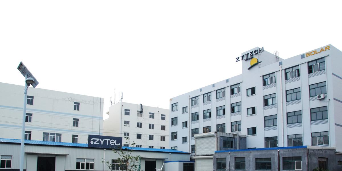Fabrica de Placas solares de Zytech Solar
