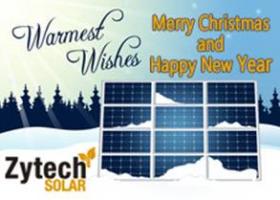 DESDE ZYT ENERGY GROUP, OS DESEAMOS UNA FELIZ Y SOLEADA NAVIDAD Y UN PRÓSPERO AÑO NUEVO